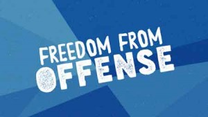 freedomFromOffense